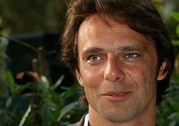 Attore famoso Alessandro Preziosi