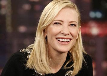 Attore famoso Cate Blanchett