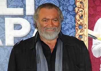 Attore famoso Diego Abatantuono