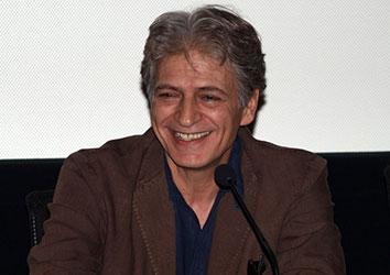 Attore famoso Fabrizio Bentivoglio