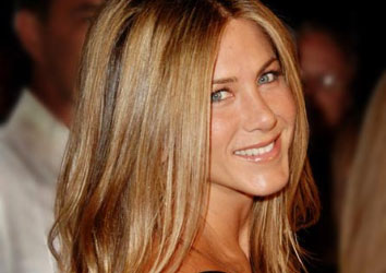 Attore famoso Jennifer Aniston
