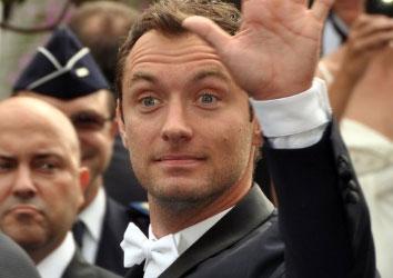 Attore famoso Jude Law