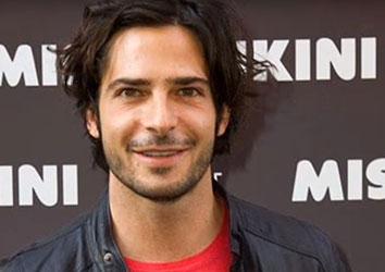 Attore famoso Marco Bocci