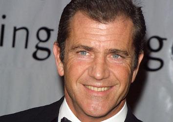 Attore famoso Mel Gibson