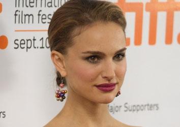 Attore famoso Natalie Portman