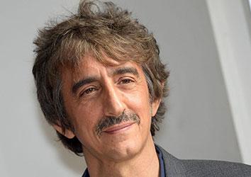 Attore famoso Sergio Rubini