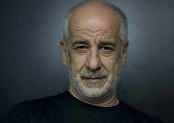 Attore famoso Toni Servillo